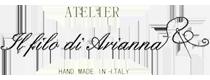 Logo Atelier Il Filo di Arianna - Partner Ago e Filo di Tiziana